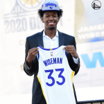 Warriors draft pick James Wiseman