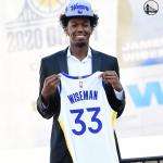 Warriors draft pick James Wiseman
